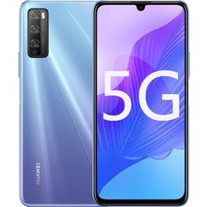 Huawei original Profitez de 20 Pro 5G téléphone portable 8 Go RAM 128Go ROM MTK 800 Octa de base Android 6.5 pouces 48MP AI 4000mAh empreintes digitales ID Cell Phone