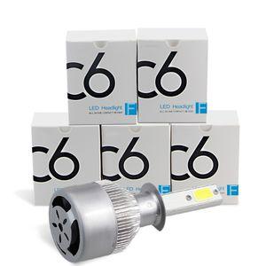 Car Lights Bulbs LED H4 H7 9003 HB2 H11 LED H1 H3 880 9005 9006 H13 9004 ha condotto la luce 12V 9007 Auto Fari