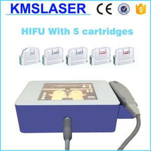 최신 HIFU 고강도 집중 초음파 / HIFU 기계 / HIFU 페이스 리프트 기계
