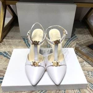 The latest designer in 2020 uses VIRTUS MULES women's high-heeled shoes to create stylish, comfortable, breathable and stable leather