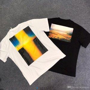 MEDO DE DEUS FOG Essentials Califórnia limitada impressão da foto de Mulheres de manga curta em torno do pescoço T-shirt TEE S-XL