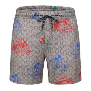 esigner New Summer Mens Side Stripe Shorts Men Beach Shorts Skateboard Short Pants Loose brand short bermuda Jogger