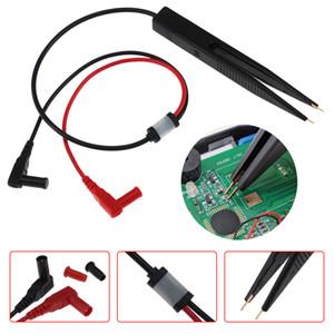 커패시터 테스트 클립 SMT 칩 골드 도금 멀티 미터 프로브 저항에 대한 자동차 디지털 트위터 SMD 인덕터 인덕턴스