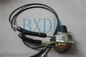 320 320A pièces d'excavatrice Double câbles moteur de papillon 7Y-5558