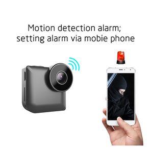 140 IP Wide Angle C3 720P IP HD P2P Mini Camera WiFi controle remoto sem fio Night Vision filmadora Micro Camera Cam Video