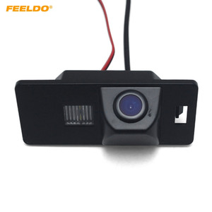 FEELDO 자동차 사이드 카메라 아우디 A1 / A4 (B8) / A5 S5 Q5 TT / VW PASSAT R36 5D 역방향 주차 카메라 # 3589