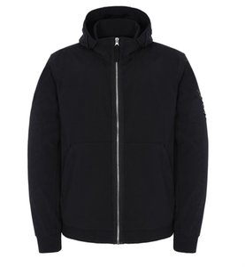 19FW Европейского Light Soft Shell-R способ куртки с капюшоном Cap высокого качества Сыпучих пальто Пар Mens женщин конструктора куртка HFYYJK003