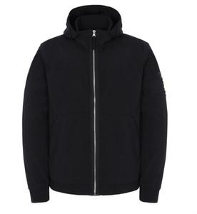 19FW European Light Soft Shell-R-Jacke mit Kapuze Fashion Cap Qualitäts losen Mantel Paar Damen Herren Designer-Jacke HFYYJK003