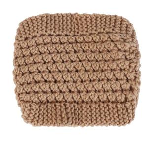 women warm hairbands headband wool knit winter sports hair bands twist knot turban wide lady headwrap crochet Ear protection headbands