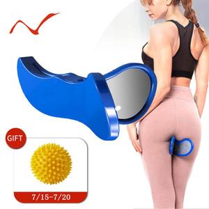 Muscular del suelo pélvico interno del muslo ejercitador Hip Trainer Butt Formación Equipo de herramientas Home aptitud Corrección de las nalgas de dispositivos