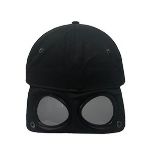 Unisex Outdoor Glasses Hat Popular Hip Hop Sunscreen Hat Original Street Dance Duck Tongue Baseball Cap