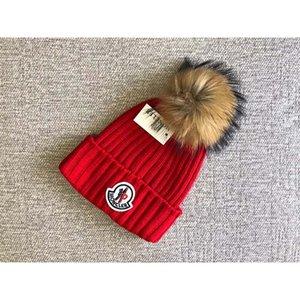 Nouveau luxe en tricot chaud Cap Man Mode Femmes Marque Concepteurs Laine Beanies meilleure qualité douce et chaude Chapeau Bonnet Calotte Hop Slouchy Cap