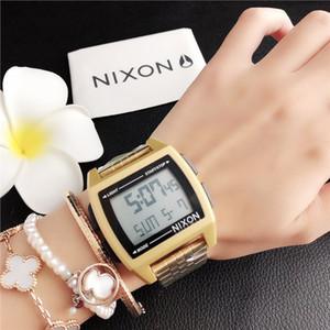 LED 디지털 패션 MINIMAL 100waterproof 일본 운동 남성 시계 유일한 여성 손목 시계 전자 스포츠 시계