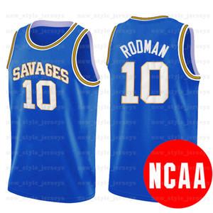 88 NCAA واد ديفيس جيمس ديورانت Embiid ايفرسون يوكيتش الرجال الأطفال كلية كرة السلة جيرسي يوينغ لافين Rodman3