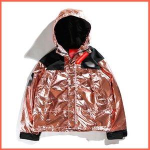 À capuche Sport-vêtement, veste d'hiver, chaud style Manteau Mens Canada Marque Designer Parka Brillant Sliver Rose d'or Parka à capuche vêtement Clothe
