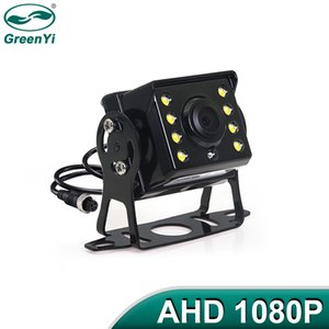 GreenYi 1920 * 1080P AHD High Definition Truck Starlight Night Vision Rear View Camera For Bus Car