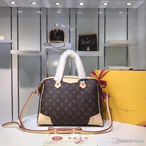 LVGenuine Leather POCHETTE VOYAGE men leather handbag women wallet michael shoulder bags purse clutch