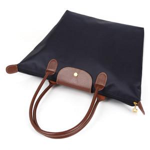 Designer-2020Fashion delle donne di marca sacchetti di spalla del progettista borse casuali pelle nylon impermeabile Tote Beach Bags