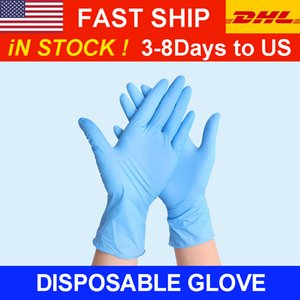 Disposable Gloves Latex Cleaning Gloves Household Garden Cleaning Gloves Home Cleaning Rubber Bacteria Proof Mitten