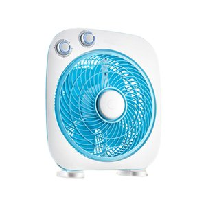 Candimill New Electric Desktop Ventola di raffreddamento Mute Rotary Vane Timing Fan Studenti Dormitorio Home Mini Desk Fans all'ingrosso