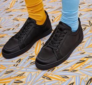 Rote Sohlen Schuhe Junior Rantulow Orlato Sneaker Rote untere Turnschuhe Für Frauen, Männer Casual Walking Hochwertige Outdoor Trainer Party Kleid