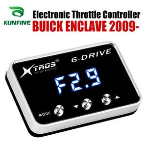 Buick 고립 된 영토 2009 2010 2011 2012 2013 2014 튜닝 부품 액세서리를 들어 자동차 전자 스로틀 컨트롤러 레이싱 가속기 유력한 부스터