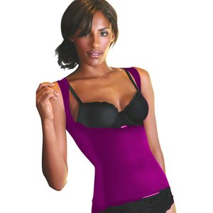 Ladies Sports Vest Plastic Bodybuilding Sleeveless Posture Corrector Fashionable Women Weight Loss Belly Fat Top