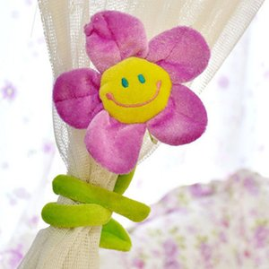 8-color Plush flower decoration plant sunflower wedding party home decoration cartoon sunflower plush toy