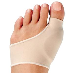 Postura sollievo dal dolore Piedi anteriori Toe Corrector Pad Bunion manica spalmatore evitare lesioni silicone elastico Protector alluce valgo