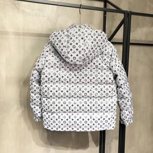 19SS Ücretsiz Kargo Yeni Geliş Moda Marka Bayan Kat Günlük Kış Erkekler Aşağı Ceket Lüks Sıcak Satış İyi Kalite Aşağı Ceket B104660Y