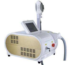 La eliminación portátil OPT Profesional SHR IPL depilación láser de la máquina e luz del salón de belleza RF SHR Cuidado de la Piel Rejuvenecimiento Facial, Lifting CE