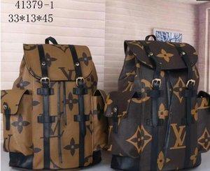 GgBag LV casuale zaino zaino alla moda Stampato New Brand Fashion School di marea Mens Preppy Style Borse Unisex