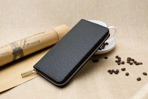 L212 bolsos de diseño monedero de lujo embrague carteras de las mujeres para hombre monedero diseñador monedero porta tarjetas cuero genuino con caja m60017