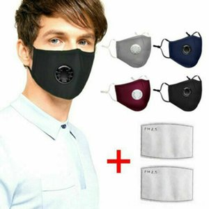 1pcs Solid Color Face Mouth Masks Non Woven AntiDust Salon Other Fashion Accessories Earloop Face