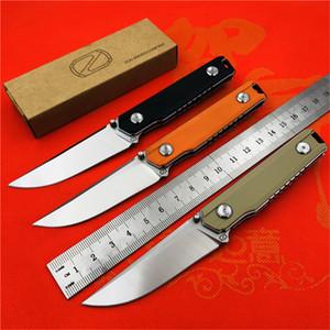 STEDEMON original BP02 portant couteau pliant 440C acier couteau extérieur pliant ZYTELBB camping EDC outil petit outil