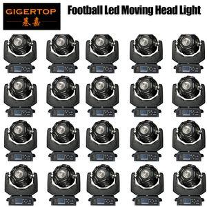 Precio de descuento 12x20W RGBW Pixel LED luz principal móvil de DJ del disco de Fútbol pelota en movimiento pantalla Jefe de luz LED Led Control individual de 110V-220V