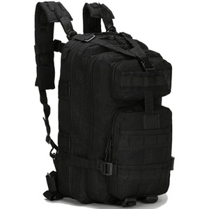Военный Тактический рюкзак нападение Molle пакет водонепроницаемый Sling Army рюкзака Сумка для Открытый Туризм Отдых на природе Охота 1000D Nylon
