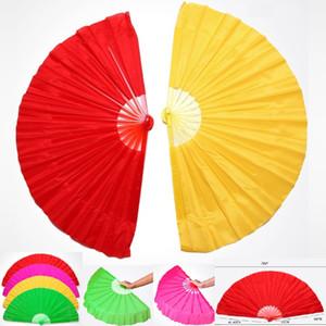 Düğün iyilik hediye için 4 renk mevcut Ücretsiz Kargo Yeni Geliş Çin dans fan ipek perde