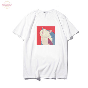 Womens Short Sleeve Funny Shirts Women Dropshipping Tops Harajuku Clothes Vintage Tshirts Tee Jersey Clothing T Shirts Chemise Vegan