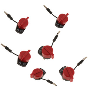 6pcs New Aftermaket Engine Stop On  Off Switch For GX160 270 390 Engine