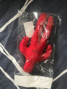 Voodoo bebek Kukla Doll İğne Anahtarlık kolye set