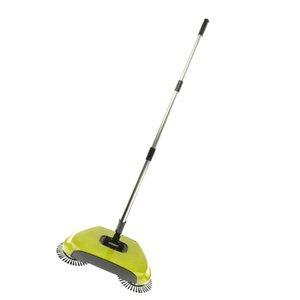 La mano de empuje herramienta de limpieza del hogar escoba piso polvo Sweeper Barrido fregona Cleaner
