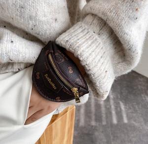 Progettista donne Borsa da polso di lusso Ragazze Mini Change borsa sveglia di modo casuale piccolo sacchetto del polso di modo della borsa