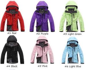 2020 북 여자 Denali 양털 후드 재킷 패션 캐주얼 따뜻한 방풍 스키 얼굴 아이 코트 최고의 가격 재킷 정장 S-XXL