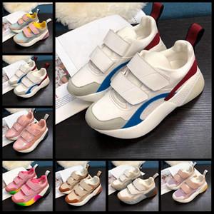 2020 lüks tasarımcı Mükemmel Kalite Stella Eclypse Dantel Sneakers Lüks Moda Mccartney Chunky Sole Kadın Ayakkabı Dantel-up