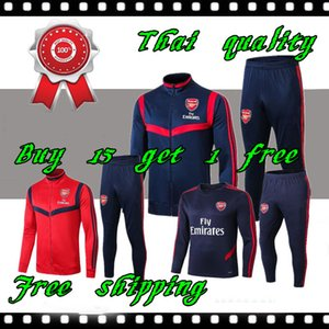 Top 2019 2020 new jacket kit soccer uniform best quality customize 19 20 football training suit