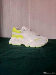 Bu sezonun yeni Tasarımcı platformu bağcıklı ayakkabı Ms Kadın Erkek SNEAKERS napa dana gündelik üç renk Özel spor