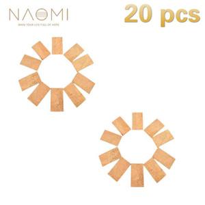 NAOMI Bouchons pour saxophone ténor 20 PCS Bouchons pour saxophone Tenor Neck Pièces pour saxophone en liège Accessoires Pièces pour vent Accessoires Nouveau