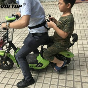 Bant Kapak Bisiklet Emniyet Kemeri Koruyucu Grasping Motosiklet Çocuk Yolcu Ayarlanabilir Koltuk Sling Seat