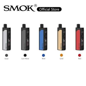 Smok RPM Lite Kit 40W Mod Built-in 1250mAh batteria con 3.2ml RPM Cartuccia Pod Lite 0.96 pollici schermo 0.4ohm RPM Mesh Coil 100% originale